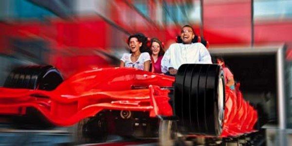 Ferrari World : l'ouverture retardée