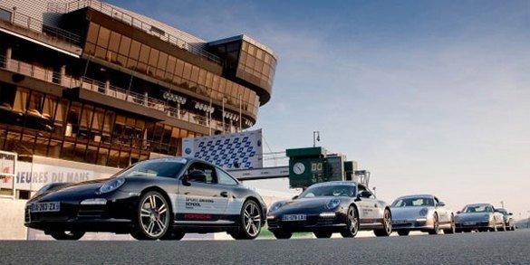 3ème Festival Porsche en juillet 2011
