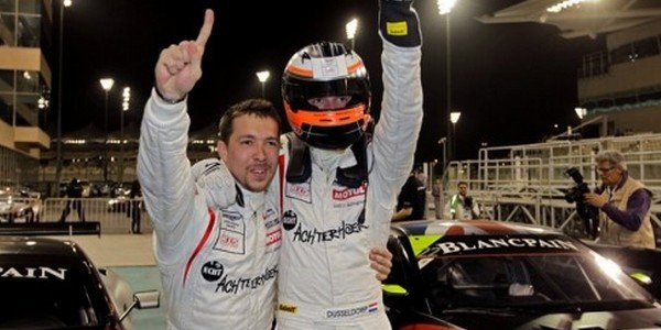 Retour sur la course FIA GT1 à Abu Dhabi