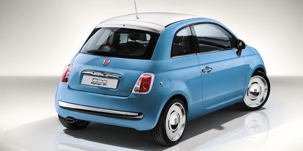 Série Spéciale Fiat 500 Vintage 57