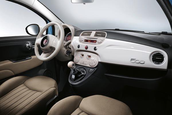Série Spéciale Fiat 500 Vintage 57 - actualité automobile - Motorlegend