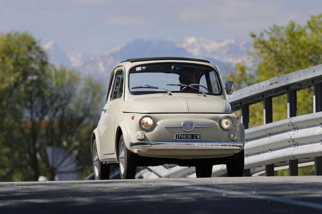 La Fiat 500 intègre le Musée d'Art Moderne de New York