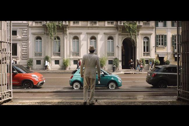 60 ans de la Fiat 500 : le film