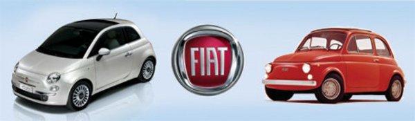 Premier succès pour la Fiat 500