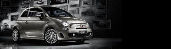 Une Fiat 500 pour l'anniversaire Abarth