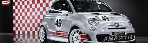Trofeo Abarth 500 : le calendrier