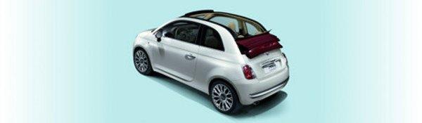 Fiat 500C : à partir de 14 200 euros