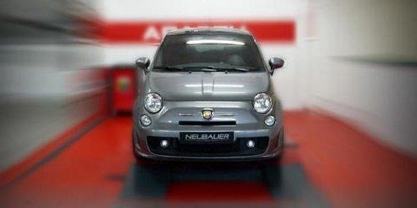 Une Fiat 500 en série très limitée