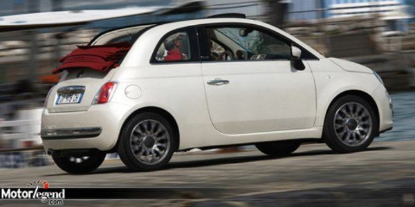 Fiat inaugure le Multijet II sur la 500