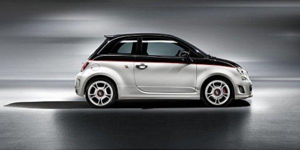 Fiat Abarth 500C : les tarifs