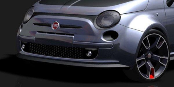 La Fiat 500 entre les mains de Mopar