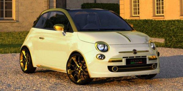 La Fiat 500C la plus chère du monde