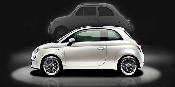 La Fiat 500 à l'honneur du MotorVillage