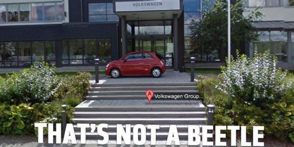 Fiat fait une farce à Volkswagen