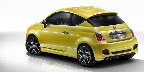 fiat 500 coup zagato c 39 est confirm actualit automobile motorlegend. Black Bedroom Furniture Sets. Home Design Ideas