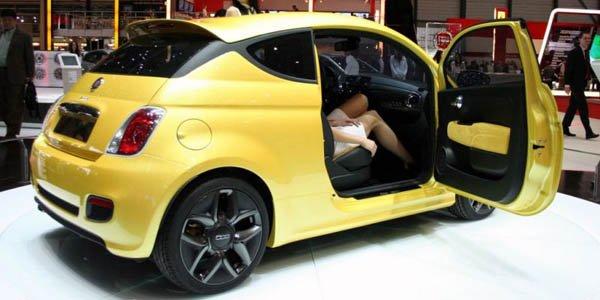 La Fiat 500 Coupé Zagato sera 500Z