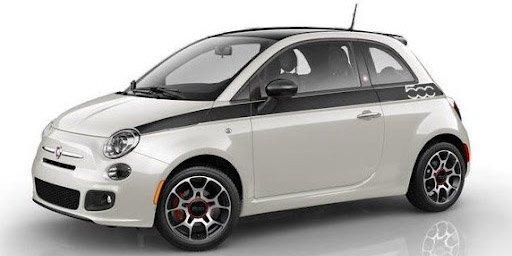 385 000 $ pour la Fiat 500 de Jay Leno !