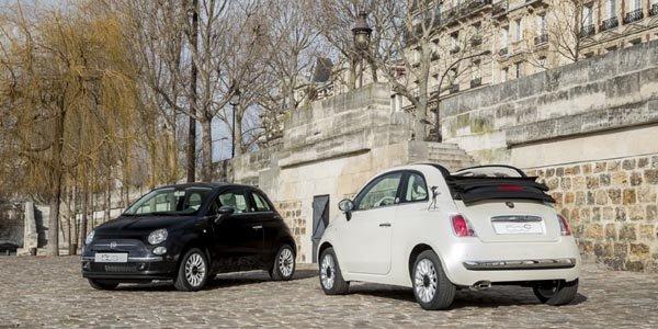 Campagne innovante pour la Fiat 500