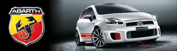 La Punto Abarth au club de fitness
