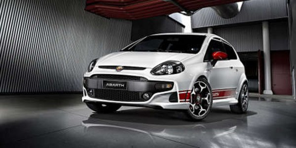 Fiat Abarth Punto EVO : les tarifs