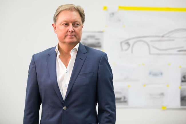 Fisker dévoile son SUV 100 % électrique