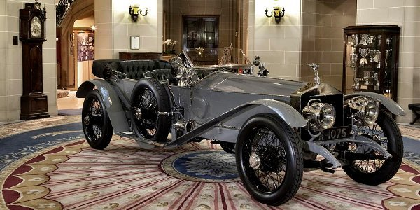 La saga Rolls-Royce en salles obscures ?