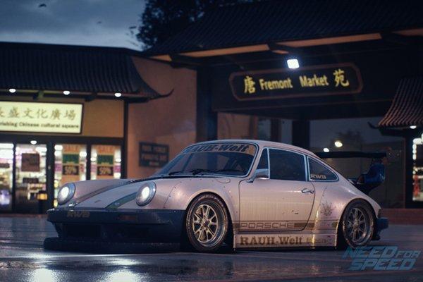 Gaming : fin de contrat entre Porsche et EA