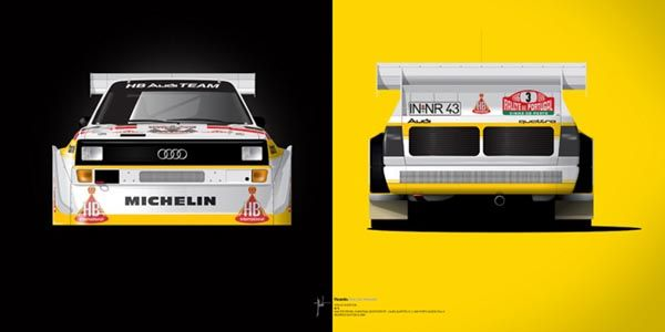Fine Car Artwork par Ricardo Santos