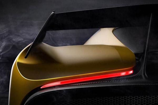 Fittipaldi EF7 Vision GT : nouveau teaser