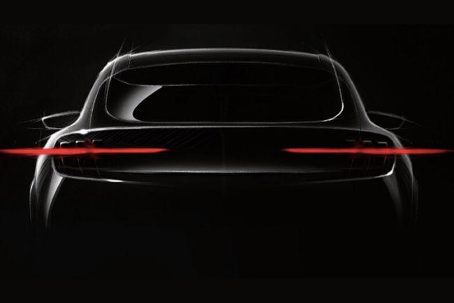 Le SUV électrique de Ford offrira 600 km d'autonomie
