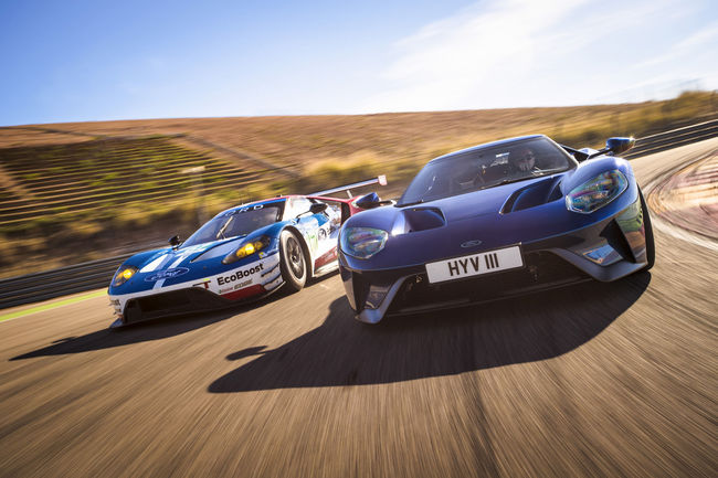 Ford Performance : challenge insolite à Aragon