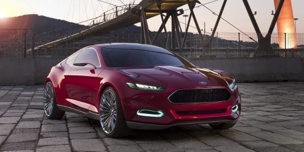 Le concept Ford Evos en vidéos