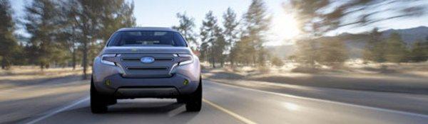 Explorer America : Ford voit plus petit