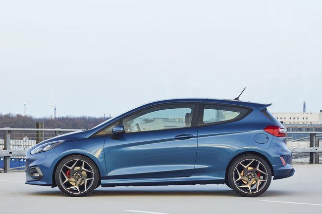 Nouvelle Ford Fiesta ST : le plein de nouveautés