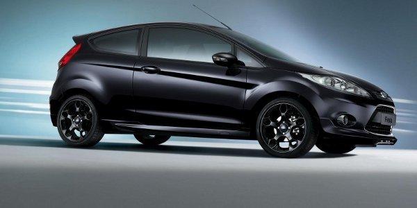 Ford Fiesta Sport Platinum