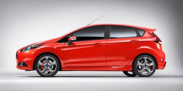 La Ford Fiesta ST enfin sur les routes
