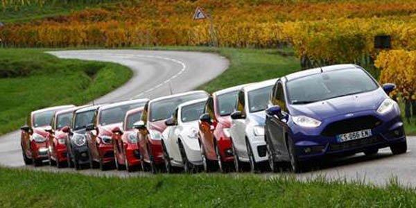 La Ford Fiesta ST, sportive de l'année