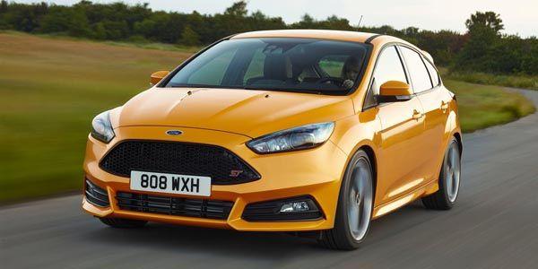 La nouvelle Ford Focus ST en images