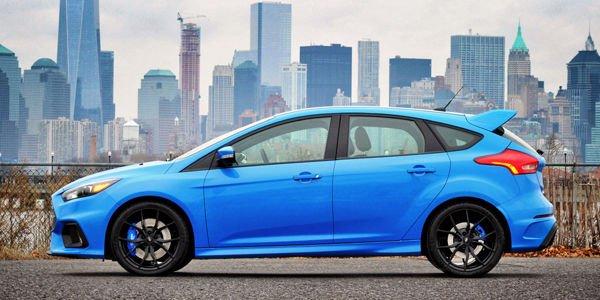 Ford Focus RS : 350 ch sous le capot