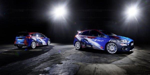 Une Ford Focus RS spéciale pour Forza 6