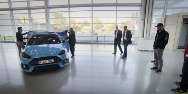 Ford Focus RS Renaissance d'une icône : 2ème épisode