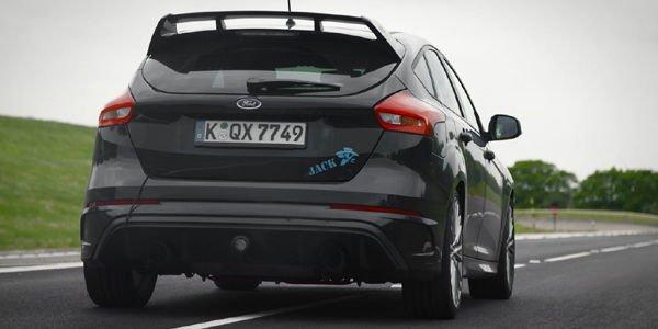 Ford Focus RS Renaissance d'une icône : 6ème épisode