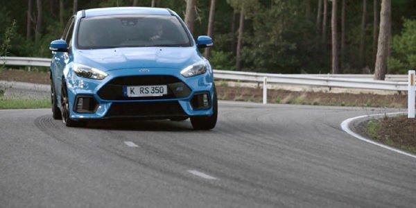 Ford Focus RS Renaissance d'une icône : 7ème épisode