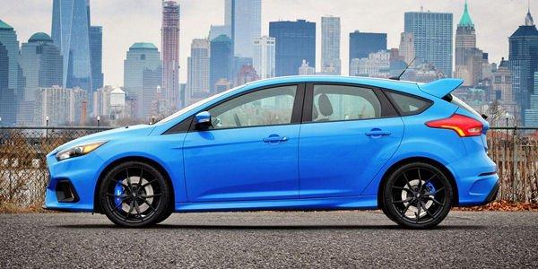 Ford Focus RS : une version plus musclée en préparation ?