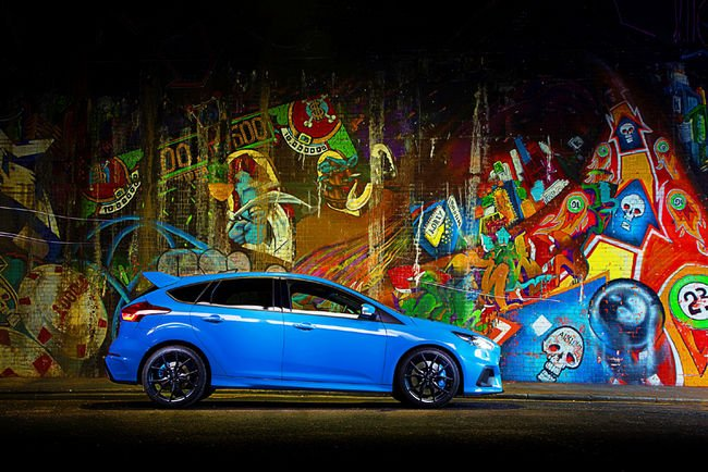 Mountune offre 375 ch à la Ford Focus RS