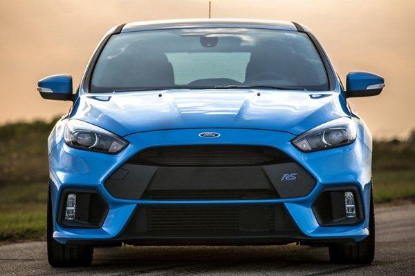 Plus de 400 ch pour la Ford Focus HPE400