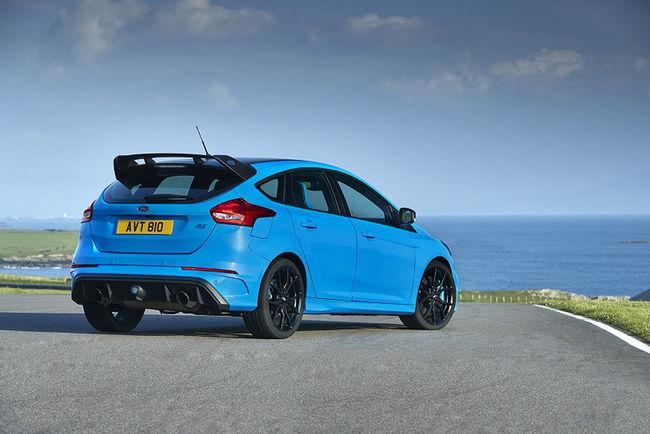 Une déclinaison RS Edition pour la Ford Focus