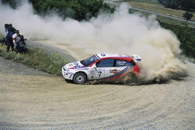 Silverstone Auctions : Ford Focus WRC 1999 ex-McRae
