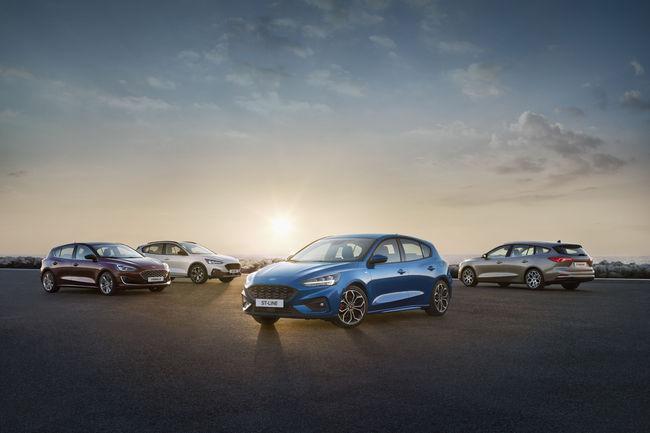 Ford lève le voile sur la nouvelle Focus