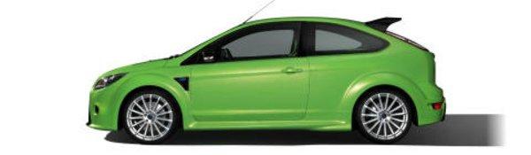 La Ford Focus RS se dévoile enfin